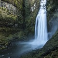 South Fork Clackamas Falls.- Oregon's 35 Must-Visit Waterfalls
