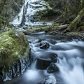 Sweeny Falls and Souther Creek.- 30 Must-See Waterfalls + Hikes in Washington