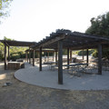 Group campsite at Silverwood Lake State Recreation Area.- Guide to Silverwood Lake Recreation Area