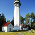 Grays Harbor Light Station.- Iconic Lighthouses of the West Coast