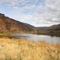 The John Day River in Cottonwood Canyon State Park.- Unforgettable National Natural Landmarks
