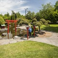Point Defiance Park Japanese Garden.- City Parks You Definitely Need to Visit