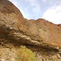 Columbia River basalt along the John Day River.- Unforgettable National Natural Landmarks