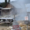 Please do not pan for gold in the pool. - 7 McCall Hot Springs To Soak Your Troubles Away