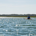 Hammocks Beach State Park in coastal North Carolina is a paddler's dream.- East Coast State Parks that Will Blow Your Mind
