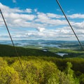 View from the Red Hill fire tower.- 20 Must-Do Hikes in New Hampshire