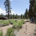 Serrano Campground.- 3-day Itinerary for Big Bear Lake, California