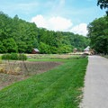 The working Pioneer Farm at Mount Vernon.- Celebrate Your Independence