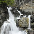 Jumbo Creek along the Root Glacier Trail.- An Adventure Weekend in Wrangell-St. Elias National Park