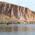 Canyon Lake views from Acacia Recreation Site.- Arizona Swimming Holes