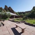 Roxborough State Park Visitor Center.- 10 Incredible Colorado State Parks