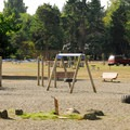 The day use area at Fay Bainbridge Park.- Seattle's 16 Best Kid-Friendly Adventures