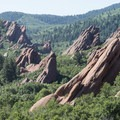 South Rim area of Roxborough State Park.- State Parks You Can't Miss