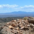 Open views from the top of Slot Canyon Trail.- Six Must Do Hikes Around Santa Fe + Taos