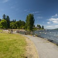 Matthews Beach Park and Lake Washington.- Washington's 50 Best Swimming Holes