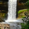 Minnehaha Falls.- How to Microadventure Like a Badass