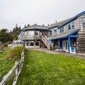 Kalaloch Lodge.- Winter in Olympic National Park