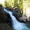 Silver Falls. Mount Rainier National Park.- 30 Must-See Waterfalls + Hikes in Washington