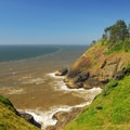 North Head Lighthouse + Bells View: View north from North Head Lighthouse.- 16 Best Hikes on the Washington Coast