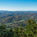 The view looking west from the observation tower in Mount Ascutney State Park.- 15 Must-Visit New England State Parks