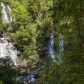 Anna Ruby Falls.- 3 Days of Adventure in Chattahoochee National Forest