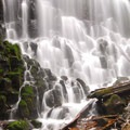 Ramona Falls.- The West's Best Hikes for Fall Colors