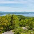 Located near Lake Winnipesaukee, Mount Major provides plenty of gorgeous views.- New Hampshire's Best Lakes for Summer Adventure