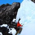Ice climbing in the San Juan Mountains.- 52 Week Adventure Challenge: Frozen Water