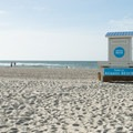 A public beach access near the Atlantic Beach Boardwalk.- 10 Summer Escapes to Cool Off in North Carolina