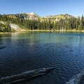 Sunrise Lake.- A 3-Day Itinerary for Mount Rainier