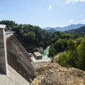 Baker Dam adjacent to Kulshan Campground.- Must-Do Adventures Near Bellingham, Washington