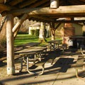 Group campsite in Twin Harbors State Park Campground.- Best Year-round Campgrounds in Washington