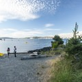Seacrest Park along the Alki Trail.- Seattle's Best Day Hikes