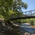 Boulder Creek at Eben G. Fine Park.- Denver's Best Parks