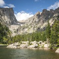 Dream Lake, Rocky Mountain National Park.- A Perfect 3-day Colorado Rocky Mountain Itinerary