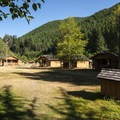 Cabins at Sol Duc Hot Springs Resort.- 5 Great Winter Lodging Options on the Olympic Peninsula