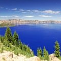 Crater Lake from the lodge trailhead to Garfield Peak.- 100 Incredible Adventures in Our National Parks