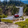The road is two-way and fine for most passenger cars, but the bridge is only one lane. Hell's Backbone.- Must-do Scenic Drives in Utah