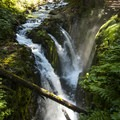 Sol Duc Falls, Olympic National Park.- The West's 100 Best Waterfalls