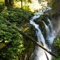 Sol Duc Falls in Olympic National Park.- Favorite Family-friendly Hikes in U.S. National Parks