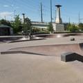 Denver Skate Park at Commons Park.- Denver's Best Parks