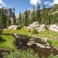 Approaching Dream Lake.- Denver's Best Day Hikes