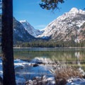 Bradley Lake, Grand Teton National Park.- 100 Incredible Adventures in Our National Parks