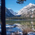 Taggert and Bradley Lake Trail.- Best Hiking in Grand Teton National Park