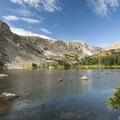 Diamond Lake.- Epic Adventures in Colorado's Indian Peaks Wilderness