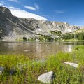 Diamond Lake in the Indian Peaks Wilderness.- 15 Family-Friendly Hikes Near Boulder, Colorado
