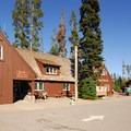 Mazama Village General Store and laundry facilities.- Camping Near Crater Lake National Park