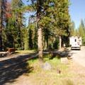 Mazama Village Campground.- Camping Near Crater Lake National Park