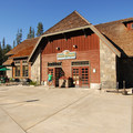 Annie Creek Cafe at Mazama Village Campground.- Camping Near Crater Lake National Park