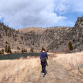 Hiking Bear Trap Canyon.- 14 Hikes in Greater Yellowstone